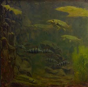 RIJKS: Gerrit Willem Dijsselhof: painting 1920
