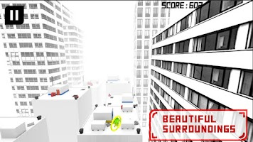 Screenshot of Boundless Velocity