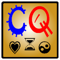 Cryptic Quotes Game icon