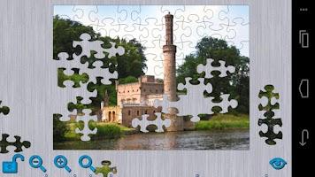 Screenshot of Gr8 Puzzle HD vol.8