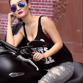 bicyle by Jhonny Yang - People Fashion