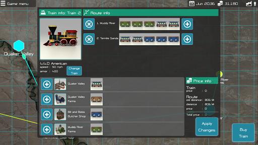 Future Trains - screenshot