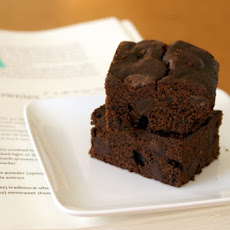 Double Fudge Brownie Bars