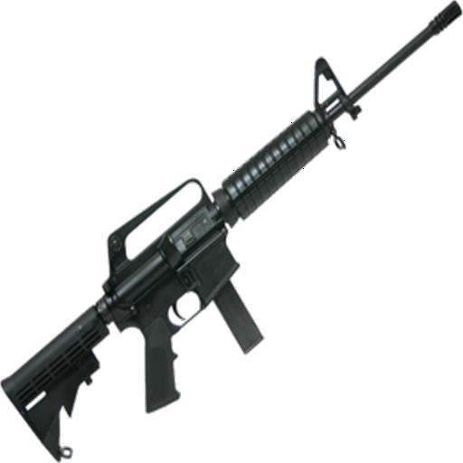 AR-15機槍 LOGO-APP點子