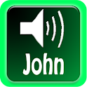 Talking Bible, John