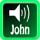 Talking Bible, John icon