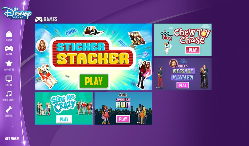 Disney Channel  - Watch & Play Screenshot 4