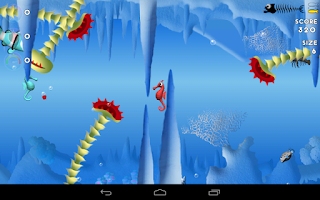 Screenshot of Hungry Sea Lite