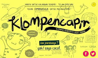 Screenshot of Klompencapir