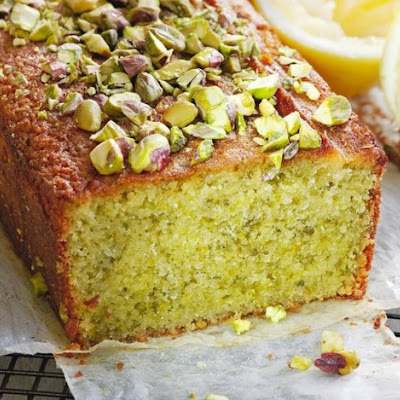 Gluten-Free Almond and Pistachio Cake From 'The Ginger & White Cookbook'