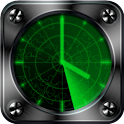 Radar Clock icon