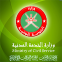 Ministry of Civil Service Oman icon
