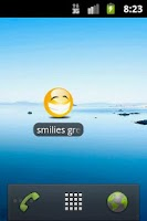 Screenshot of Smilies