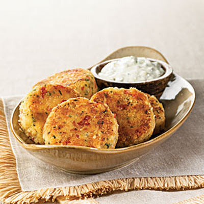 Crab Cakes with Jalapeño-Lime Tartar Sauce
