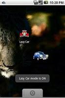 Screenshot of Lazy Car