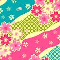 Japanese Flower Design icon