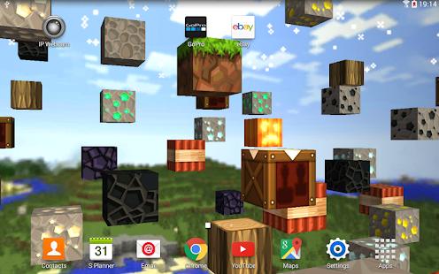 Live Achtergronden Minecraft Archidev Wallpaper