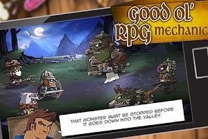Screenshot of Battleloot Adventure