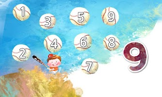 Screenshot of Number Games for Kids