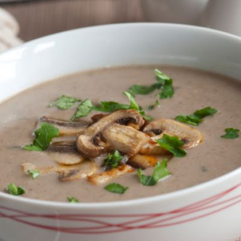 Old-Fashioned Cream of Mushroom Soup