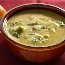 Broccoli and Cheddar Soup Recipe