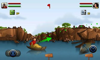 Screenshot of 3 Kingdoms Archery:ChibiWar II