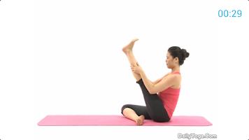 Screenshot of Yoga for Slim Legs (PRO)