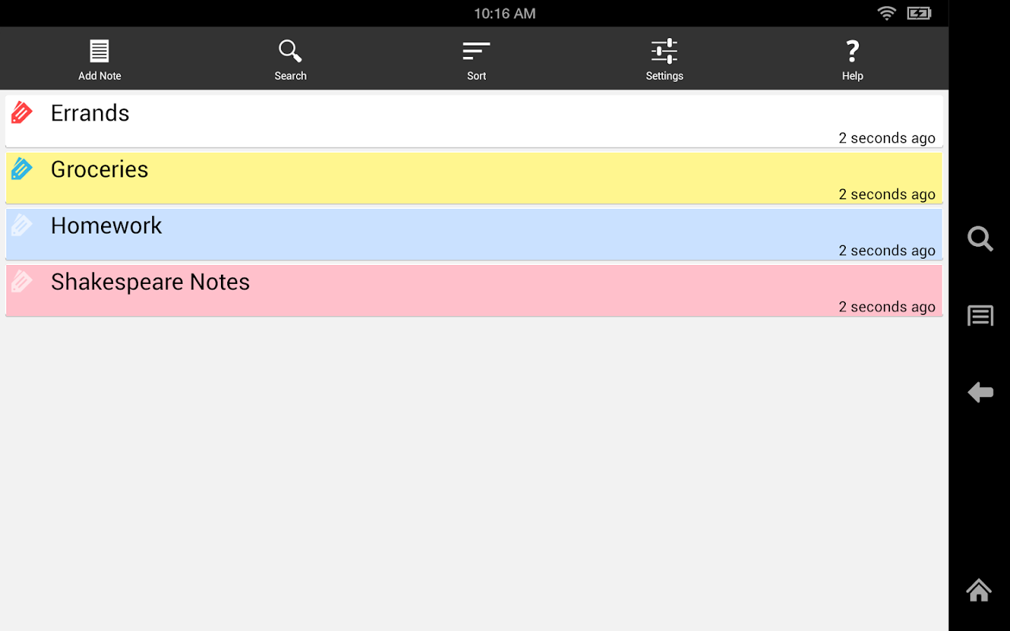 Ultimate Notepad android apps download
