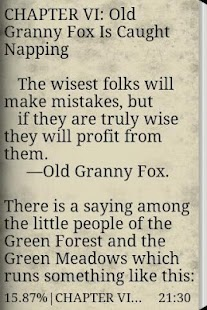 Old Granny Fox - screenshot