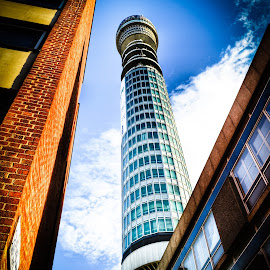 London Post Office Tower by Neil Duffen - Buildings & Architecture Office Buildings & Hotels