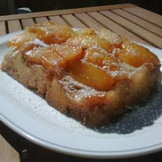 Peach Upside-Down Cake III