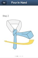 Screenshot of Tie Knots Free