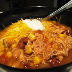 Taco Chicken Soup