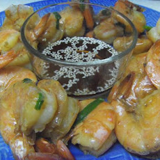 Fried Shrimp, Chinese Style