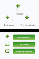 Screenshot of Invoice PDF  Free