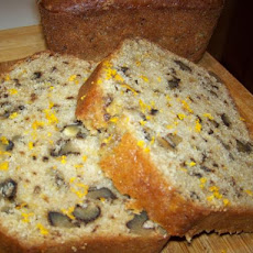 Allspice Orange Nut Bread