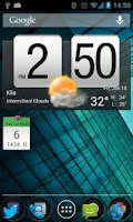 Screenshot of Hijriyah/Islam Calendar Widget