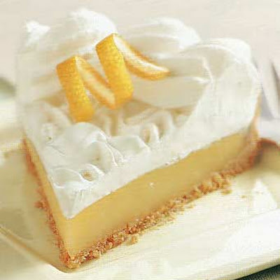 No-Bake Lemon Cream Tart