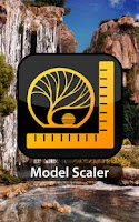 Screenshot of Model Scaler