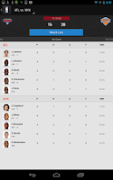 Screenshot of NBA GAME TIME
