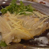 Steamed River Patin