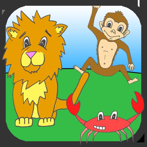 Kids Love Animals - Free LOGO-APP點子