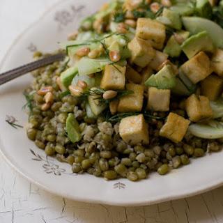 Tofu Dill Salad Recipes