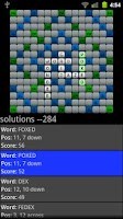 Screenshot of Word Grid Solver Free
