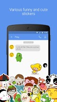 Screenshot of GO SMS Pro - Themes,Emoji,GIF