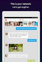 Screenshot of OkHello: Get together, live