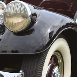 Pierce Arrow by Rick Touhey - Transportation Automobiles ( pierce arrow, claissic car, antique car )