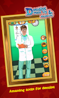 Screenshot of Dentist Dress Up & Makeover