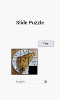 Screenshot of Slide Puzzle - photo,tilefun