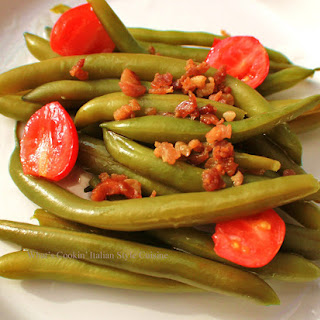 Green Beans With Prosciutto And Garlic Recipes